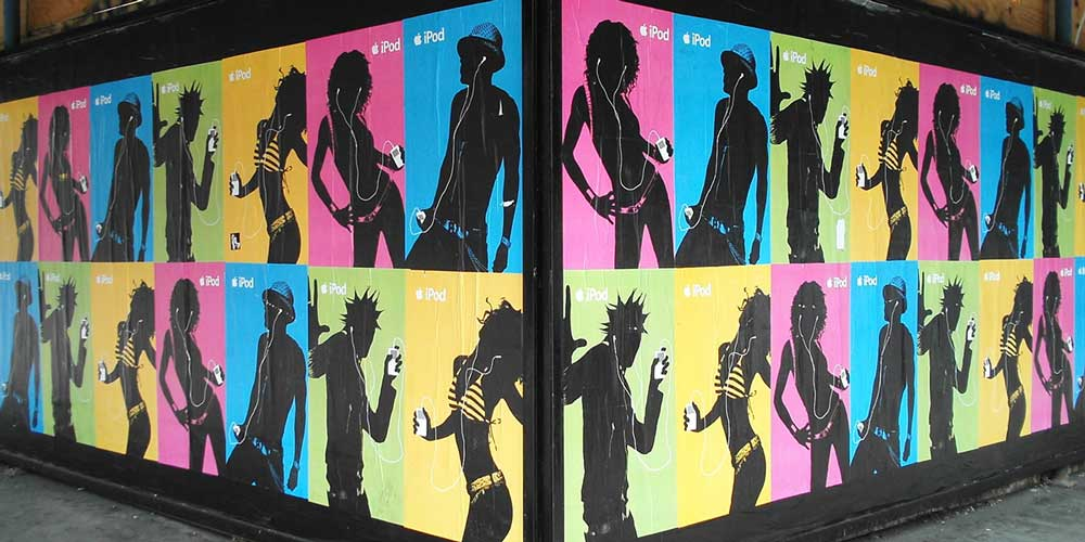 iPod Silhouette Campaign   1800-Printing